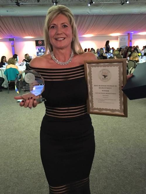 Julie Grimes Award Winner